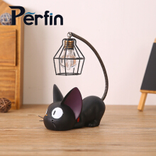 Perfin LED night light magic night light with animal cat drawing home decoration