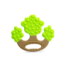 Mombella Apple Tree Teether	Green