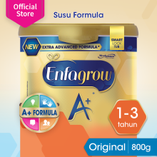 ENFAGROW A+ 3 Susu Original Smart Lock Tub - 800gr
