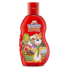 KODOMO Shampoo Botol Gel Strawberry - 100ml