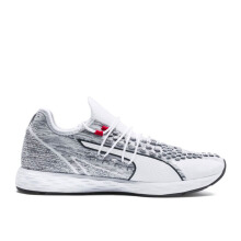 PUMA Speed Racer - White-Iron Gate