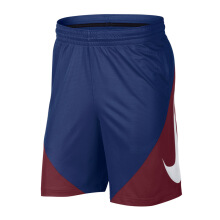 NIKE As M Nk Short Hbr - Deep Royal Blue/Team Red/(White)