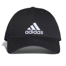 ADIDAS 6P Cap Cotton - White/White/Black [One Size] S98150