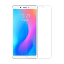 TM Case Tempered Glass Screen Protector Premium for Xiaomi Redmi 6A (5.45) Clear