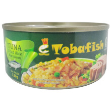 Tobafish Tuna Bumbu Nasi Goreng / Tuna Fried Rice Ingredients - 120gr