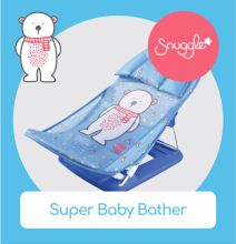 CROWN Super Baby Bather - Polar Bear