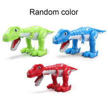 [COZIME] Simulation Q version of Tyrannosaurus animal model toy Green