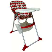 COCOLATTE High Chair GC CL 038 - Red Apple
