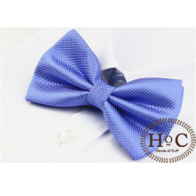 Houseofcuff Bowtie Dasi Kupu Wedding Best Man BLUE BOW Blue