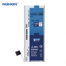 NOHON High Quality Original  Battery For Apple iPhone 5S 5GS 5C Replacement Silver