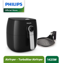PHILIPS Air Fryer HD9623/10 - Hitam