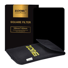 [COZIME] Zomei Full Grey ND8 ND16 ND4 ND2 Square Z-PRO Series Camera Filters 150*100mm Others