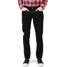 TIRA JEANS Pants [TLP130CD10004S18] - Black