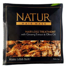Natur Hair Mask Ginseng - 15ml