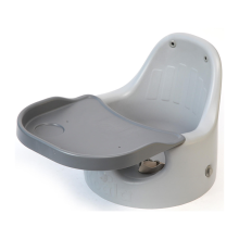 ESSIAN P-Edition Baby Seat - Metal Grey