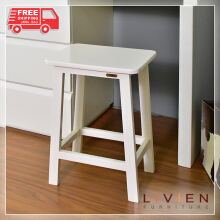 LIVIEN - (2 PCS) Anemon Stool - Bangku - Kursi - Furniture