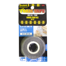 3M Double Tape Super Strong for Rough Surface Daya Rekat Terkuat 3M Scotch KH-12 Blue