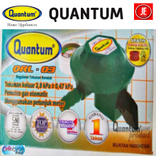 QUANTUM Regulator QRL-03 meteran