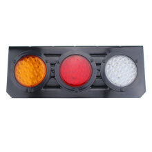 AU-2X Tray Back Ute/Trailer/Truck/Boat Reverse Indicator LED Stop Tail Light