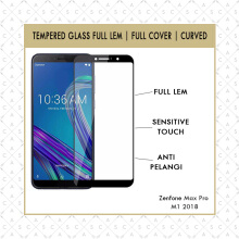 CASA Tempered Glass 5D for Zenfone Max Pro M1 / ZB601KL