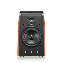 Swans M200MKIII+ Special Edition Professional Speakers - Black/Brown