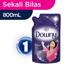 DOWNY Single Rinse Refill 800ml