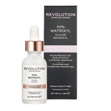 Makeup Revolution Skin Wrinkle & Fine Line Reducing Serum - 10% Matrixyl  (30ML) Others