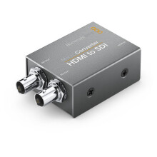 Blackmagic Design Micro Converter HDMI to SDI with PSU Black