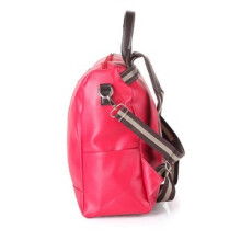 BLACKKELY - TAS RANSEL / BACKPACK KASUAL WANITA - LAP 430  - Merah