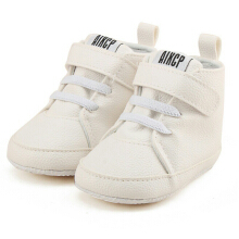 Saneoo Axio Prewalker Baby Shoes White 6-12 Months