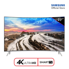 SAMSUNG LED TV 49 Inch Curved Smart Digital Premium UHD - 49MU8000K [SAMSUNG ONLINE PRIORITY]