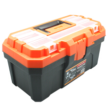 Kenmaster Tool Box B400 / Kotak Peralatan B 400 / Box Multifungsi Bright Black