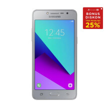 SAMSUNG Galaxy J2 Prime - Silver - Contract phone