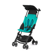 GB Pockit Plus Stroller Capri Blue - Turqouise