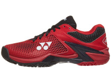 YONEX tennis SHOES POWER CUSHION ECLIPSION 2 - Red black - ORI