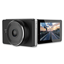M30 HD 1080P Capacitive DVR  - Black