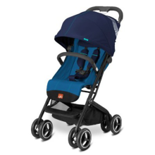 GB Qbit Plus Stroller Sea Portblue - Navy Blue
