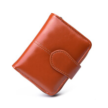 Jantens Wallet Women Fashion Purse Female Wallet leather pu multifunction purse small money bag
