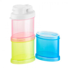 Kidsme 3 Layers Milk Powder Container