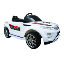 OCEAN TOYS Ride On Mobil Aki M-8188 Road Racer Putih - M-8188