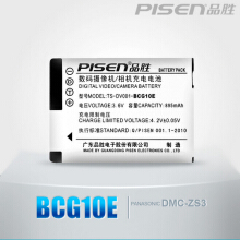 PISEN Camera Battery Panasonic BCG10E