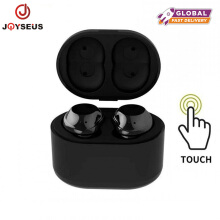 JOYSEUS X6 TWS Bluetooth Earphones True wireless Sport Earbuds Mini Twins Touch Earpieces Handsfree Headset With Charging box