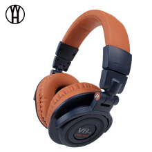 WH V8-3 Bluetooth Head-worn multi-angle headset rotary folding wireless headphone for xiaomi samsung huawei iphone Video Game