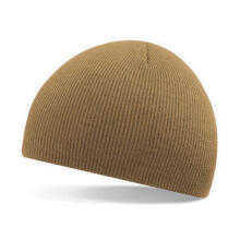 Farfi Casual Men Women Hat Hip Hop Cap Solid Color Warm Outdoor Sports Winter Beanie