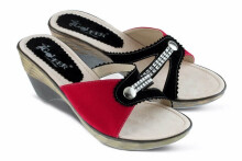 WOMEN WEDGES & HEEL KASUAL WANITA - GF.0501