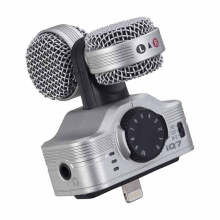 ZOOM iQ7 MS Stereo Microphone for iPhone iPad iPod touch ( IOS )