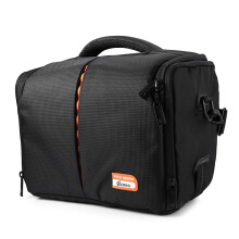 SS03 Compact Water-resistant Camera Bag with Rain Cover for DSLR Lens Accessory