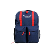 The X Woof Sporty Backpack Water Resistant Wpack 1.0 Blue