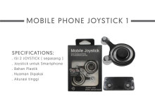 AyoBelanja - Satoo Mobile Phone Joystick 1 Gaming / Mobile Legend