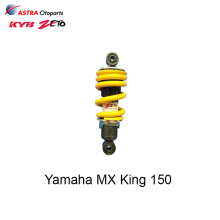 KAYABA Zeto Shock Absorber Yamaha MX King - Yellow (KYOS-ZT1171Y) Yellow